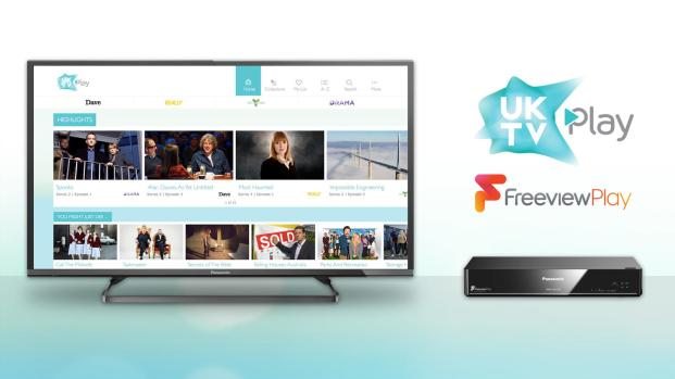 UKTV Play expands reach with Freeview Play launch