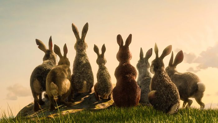 First trailer for Netflix and BBC One's Watership Down races online