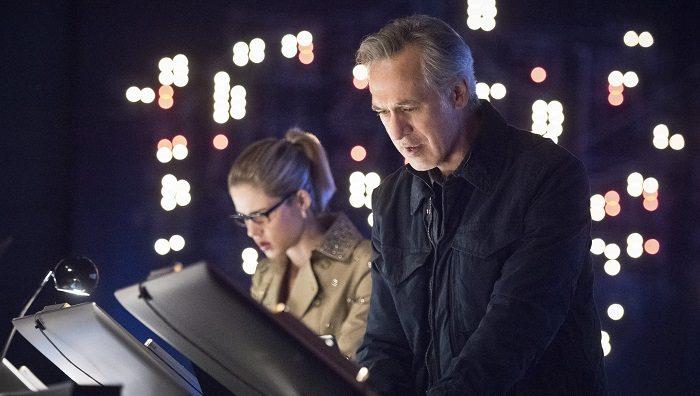UK TV recap: Arrow Season 4, Episode 21