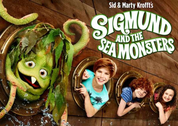 Amazon orders kids originals Bug Diaries and Sigmund and the Sea Monsters