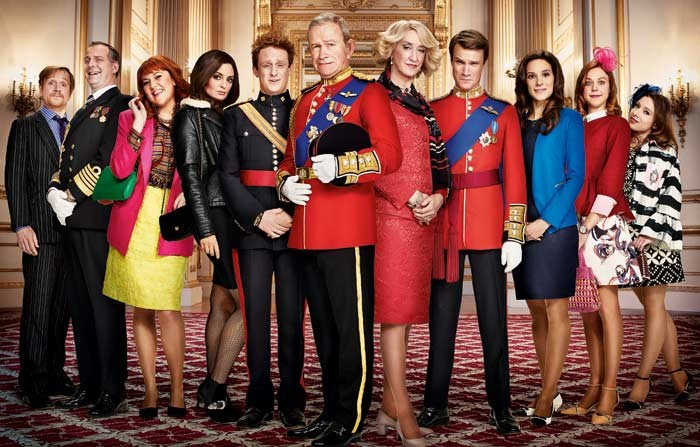 Catch Up TV reviews: The Windsors, The Magicians, Hoff the Record Season 2