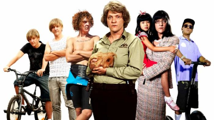 Netflix orders comedy series from Chris Lilley