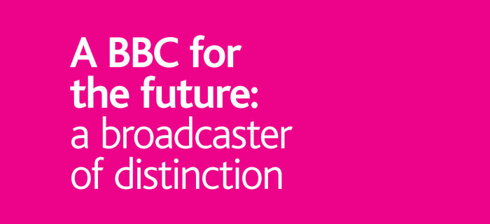 What does the white paper mean for the BBC?