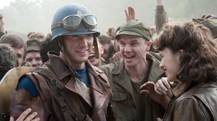 VOD film review: Captain America: The First Avenger