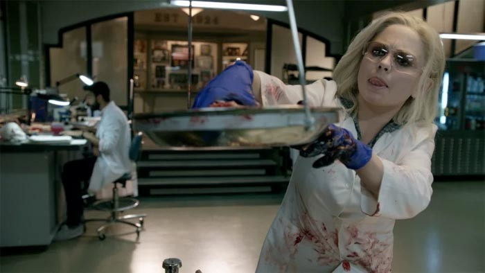 First look Netflix UK TV review: iZombie Season 3