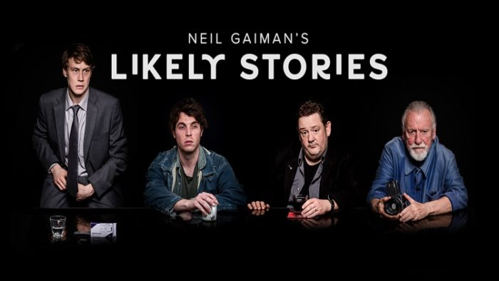 Trailer: Neil Gaiman's Likely Stories lands on Sky Arts this week