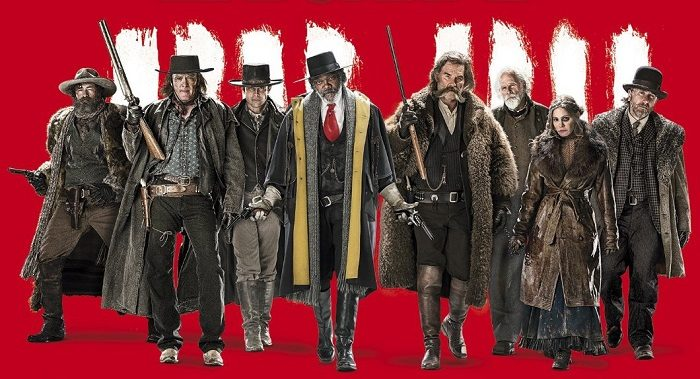 "Tarantino says The Hateful Eight Netflix series has a ""different feeling"""