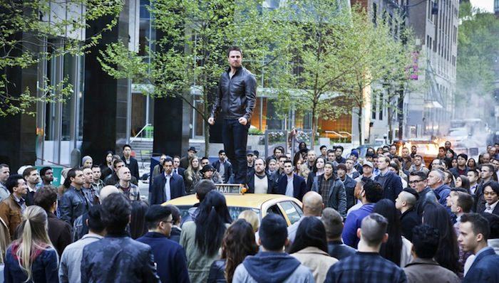 UK TV recap: Arrow Season 4, Episode 23 (Schism)