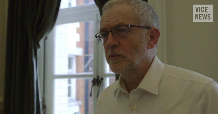Catch up TV review: Jeremy Corbyn: The Outsider (Vice News)