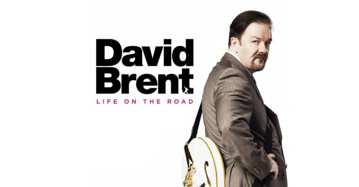Netflix builds comedy line-up with David Brent and Handsome detective