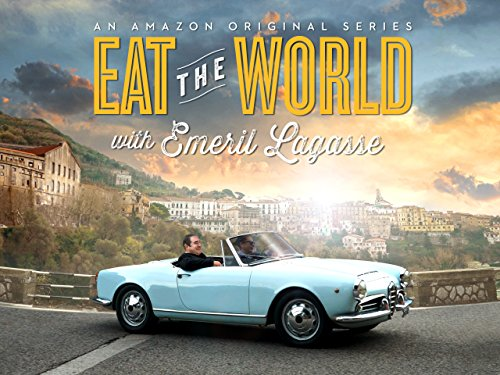 Eat the World: Amazon orders original cooking series