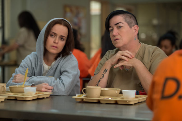 More than half of OITNB fans go back for repeat viewings