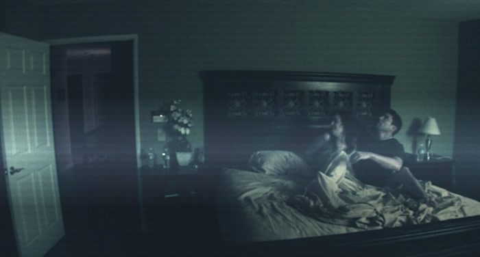 VOD film review: Paranormal Activity