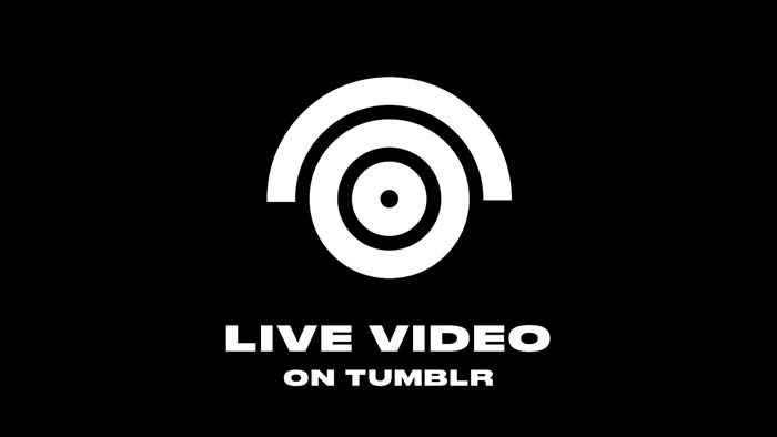 Tumblr launches live video streaming… with a difference