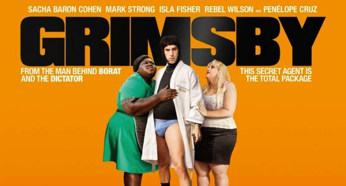 VOD film review: Grimsby
