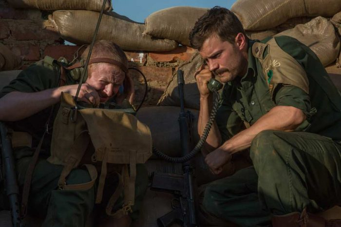 Netflix releases first images for The Siege of Jadotville