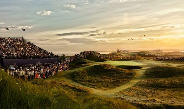 Day 1 of The Open available to watch online for free with NOW TV
