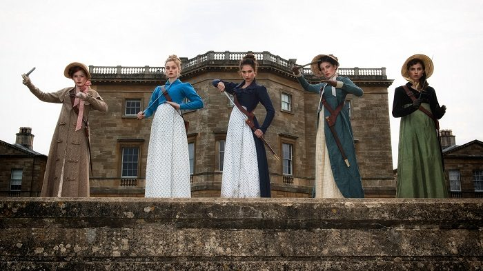 VOD film review: Pride and Prejudice and Zombies