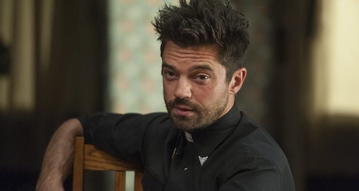 Watch the first 5 mins of Preacher's Season 1 finale – plus The Cowboy explained
