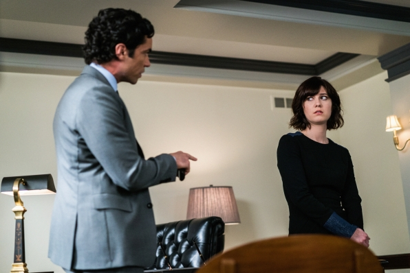 UK TV review: BrainDead Season 1: Episodes 1 to 3 (spoiler-free)