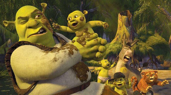 Netflix UK film review: Shrek the Third