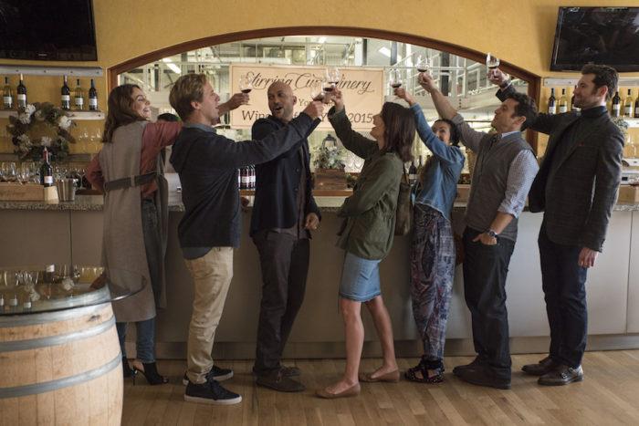 Netflix UK TV review: Friends From College: Season 1