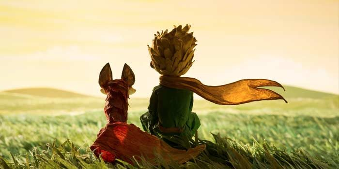 Behind-the-scenes sketches from Netflix's The Little Prince