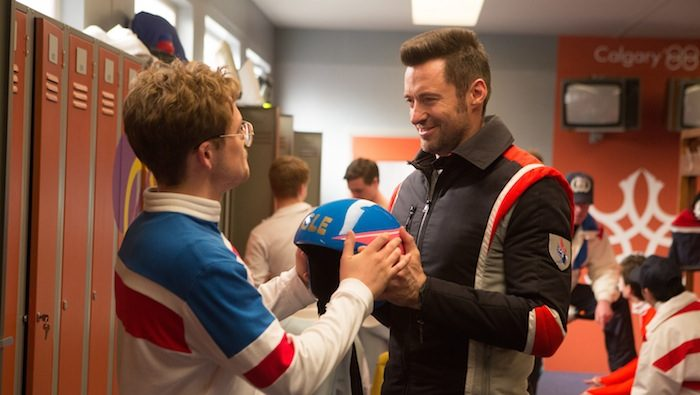 VOD film review: Eddie the Eagle