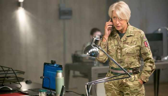 Netflix UK film review: Eye In The Sky