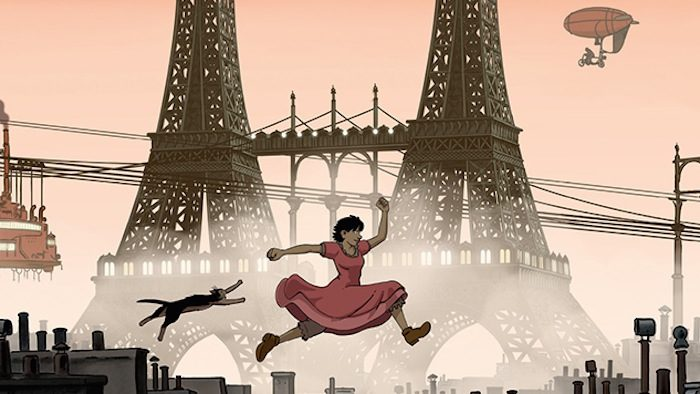 VOD film review: April and the Extraordinary World