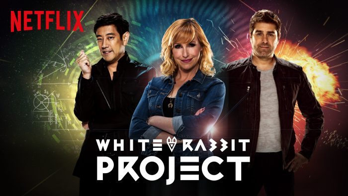 "White Rabbit Project: Netflix orders ""Mythbusters in Wonderland"""
