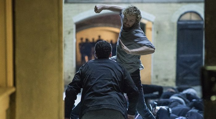 First look Netflix UK TV review: Iron Fist