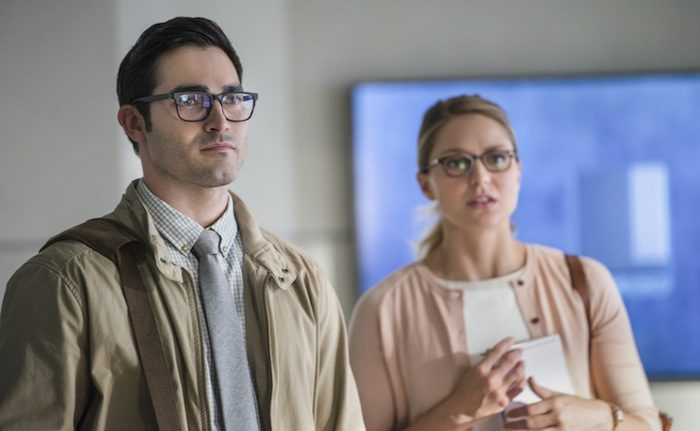 UK TV review: Supergirl Season 2, Episode 1 (The Adventures Of Supergirl)