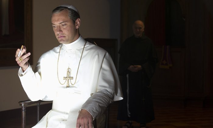First look UK TV review: The Young Pope