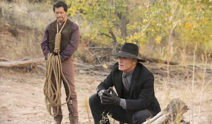 UK TV review: Westworld Episode 4