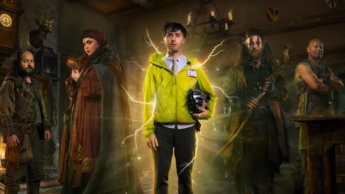 Catch up TV review: Zapped, Trigger Happy
