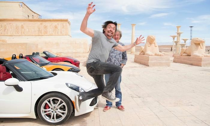 Everything we know about Amazon's The Grand Tour