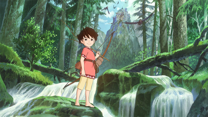 Studio Ghibli's Ronja, the Robber's Daughter arrives on Amazon this month