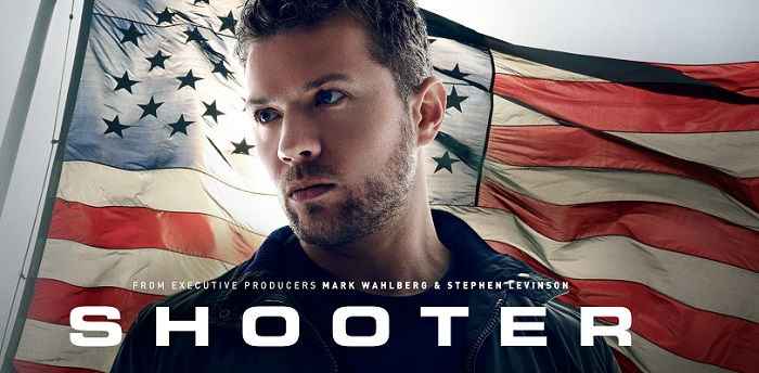 Shooter to start on Netflix UK this November