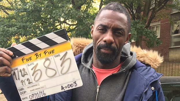 Idris Elba teams up with new talent for BBC Three's Five by Five shorts