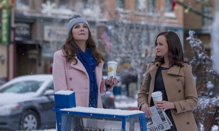 Netflix UK TV review: Gilmore Girls: A Year in the Life (spoilers)