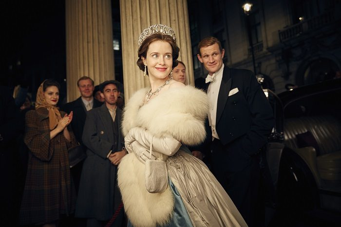 First look Netflix UK TV review: The Crown