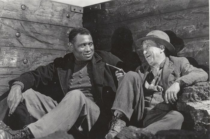 BLACK STAR: BFI Player to release Paul Robeson collection online