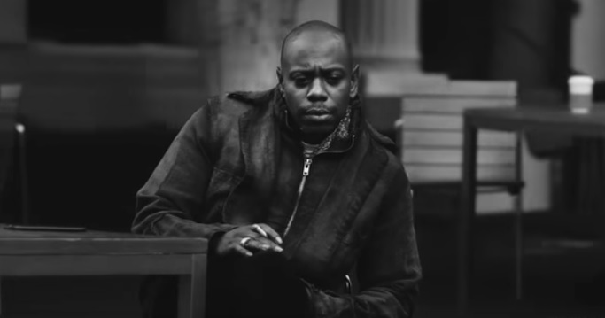 Dave Chappelle doubles down with two Netflix specials for New Year