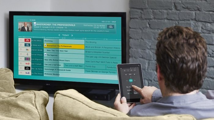 "EE TV launches ""watch with Twitter"" feature"