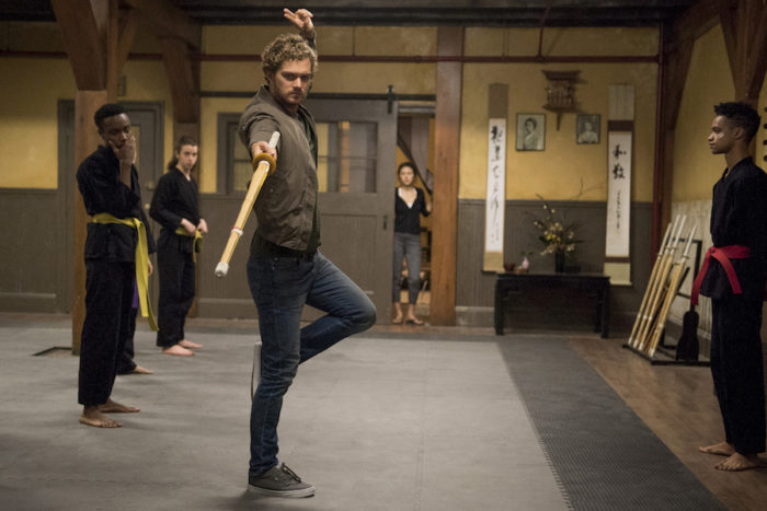 Iron Fist's Finn Jones returns to Twitter following diversity debate