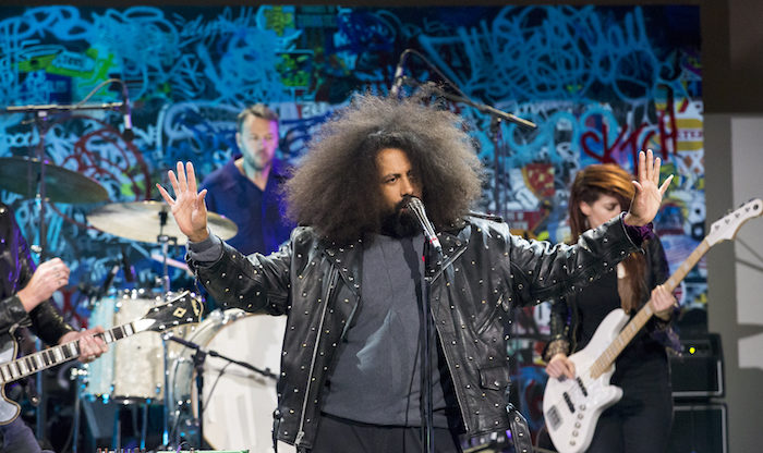 Netflix UK stand-up comedy review: Reggie Watts: Spatial