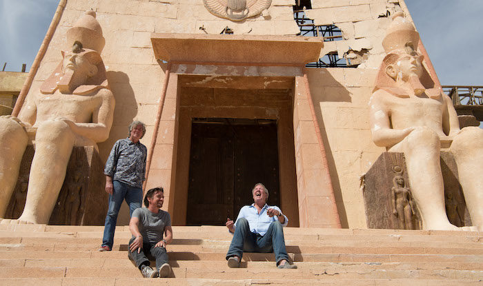 Amazon UK TV review: The Grand Tour Episode 5