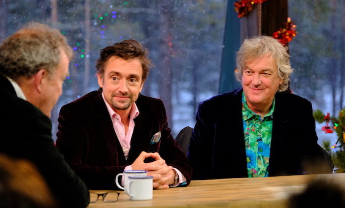 Twitter reacts to Richard Hammond claims that eating ice cream is gay