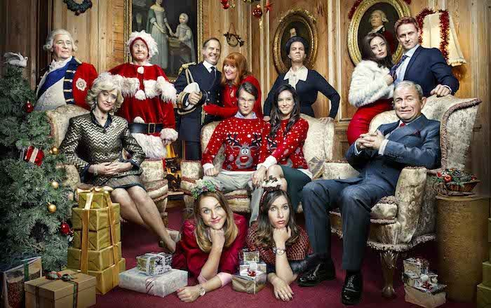 Catch up TV review: The Windsors Christmas Special, Prince Harry in Africa, The World's Most Expensive Toys